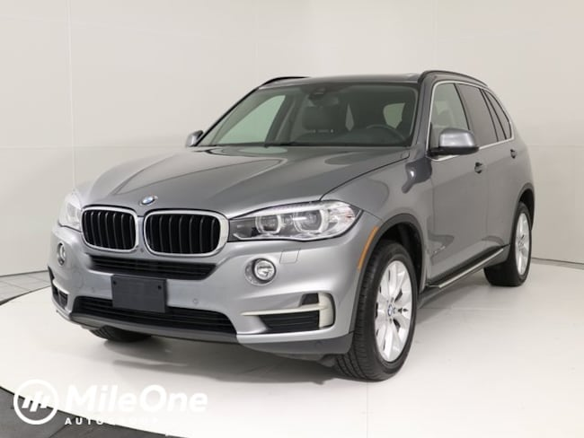Certified Pre-Owned 2016 BMW X5 xDrive35i SUV in Silver Spring