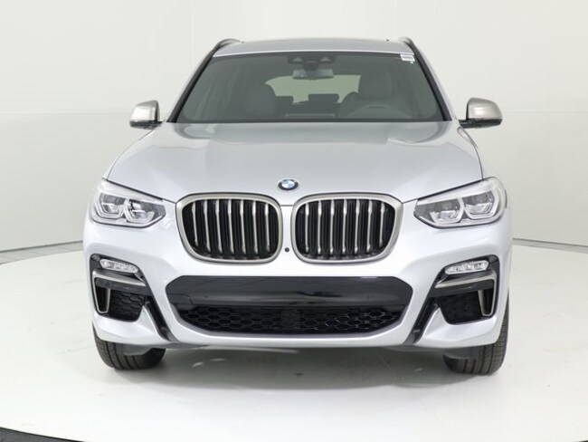 Used 2019 Bmw X3 M40i For Sale In Silver Spring Md 5uxts3c55k0z05545