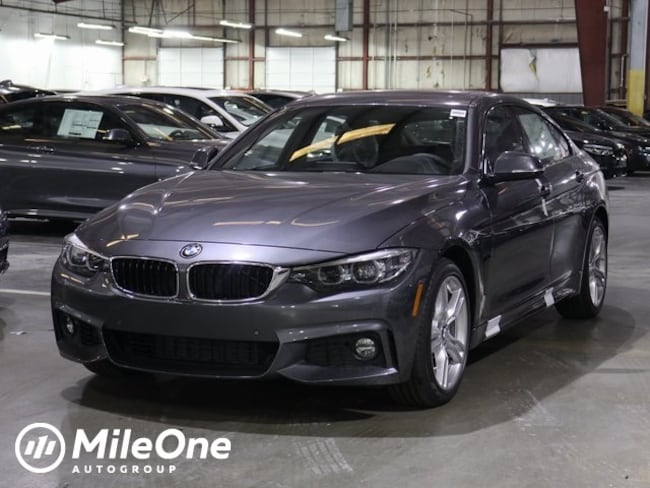 New 2019 BMW 440i xDrive Gran Coupe in Silver Spring