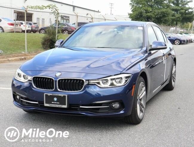 New 2018 BMW 330i xDrive Sedan in Silver Spring
