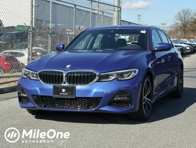 New 2019 BMW 330i xDrive Sedan in Silver Spring