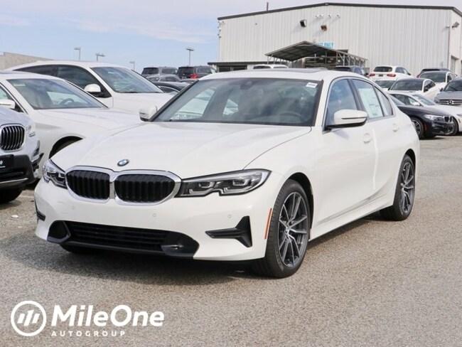New 2019 BMW 330i 330i Sedan in Silver Spring