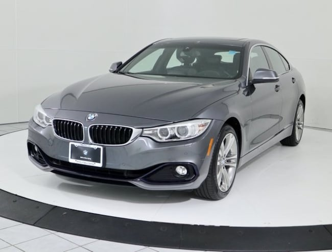 Certified Pre-Owned 2016 BMW 4 Series 428i xDrive Gran Coupe Hatchback in Silver Spring