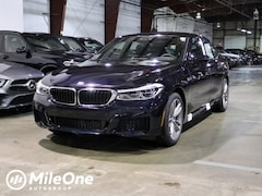 2019 BMW 6 Series 640 Gran Turismo i Xdrive Hatchback