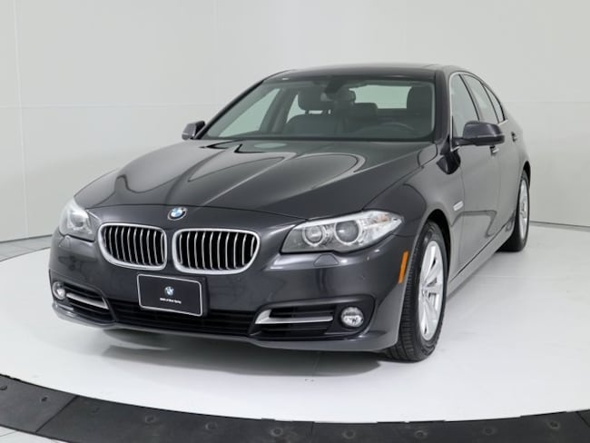 Certified Pre-Owned 2015 BMW 5 Series 528i Xdrive Sedan in Silver Spring