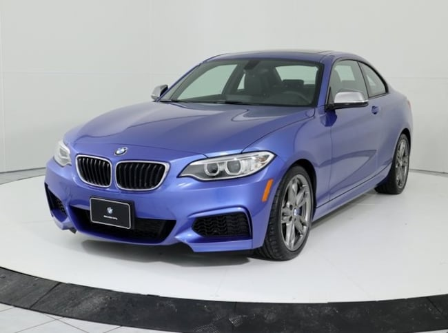 Used 2016 BMW 2 Series M235i Coupe in Silver Spring