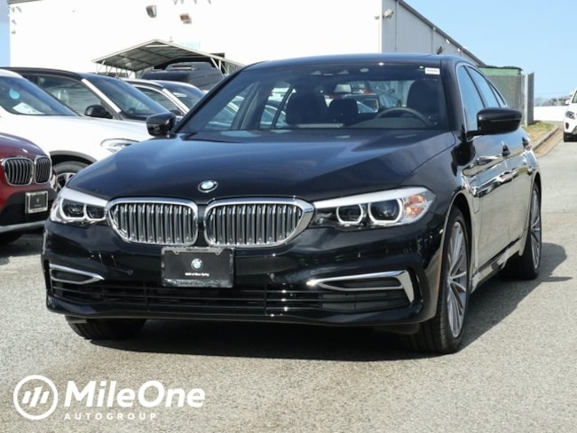 New 2019 BMW 530e Xdrive Iperformance Sedan in Silver Spring