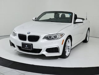 Used 2015 BMW 2 Series 228i xDrive Convertible in Houston