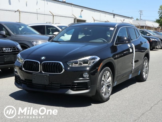 New 2019 BMW X2 sDrive28i Sports Activity Coupe in Silver Spring