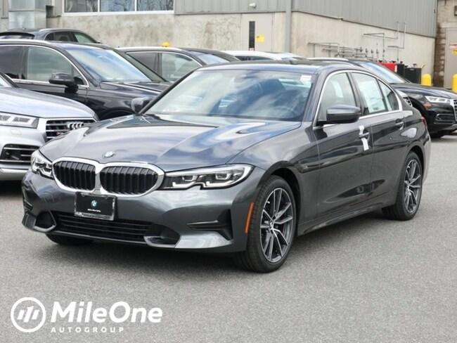 New 2019 BMW 330i Sedan in Silver Spring