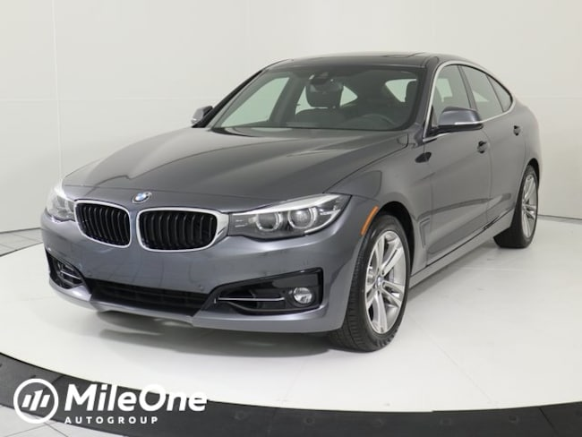 Used 2018 BMW 3 Series 330 Gran Turismo i xDrive Hatchback in Silver Spring