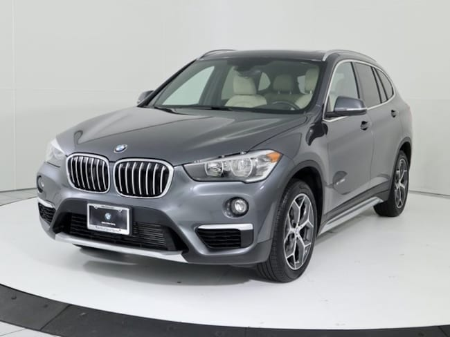Used 2018 BMW X1 xDrive28i SUV in Silver Spring