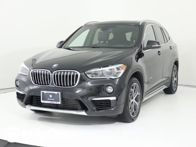 Certified Pre-Owned 2016 BMW X1 xDrive28i SUV in Silver Spring