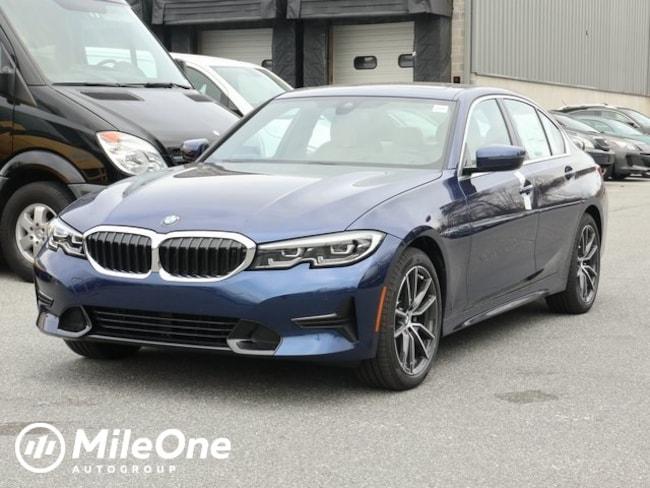 New 2019 BMW 330i xDrive Sedan in Silver Spring