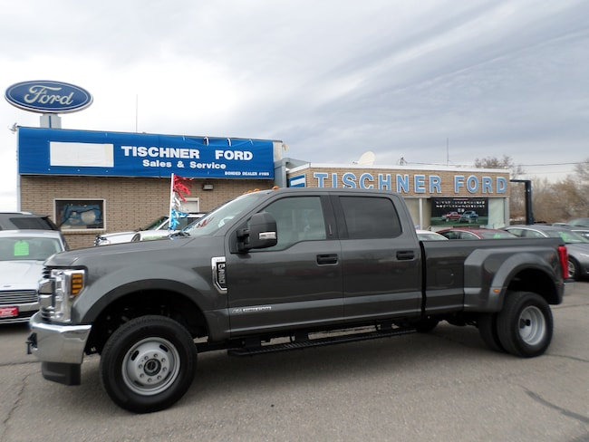 2019 Ford F-350 XLT DRW Crew Cab Long Bed Truck