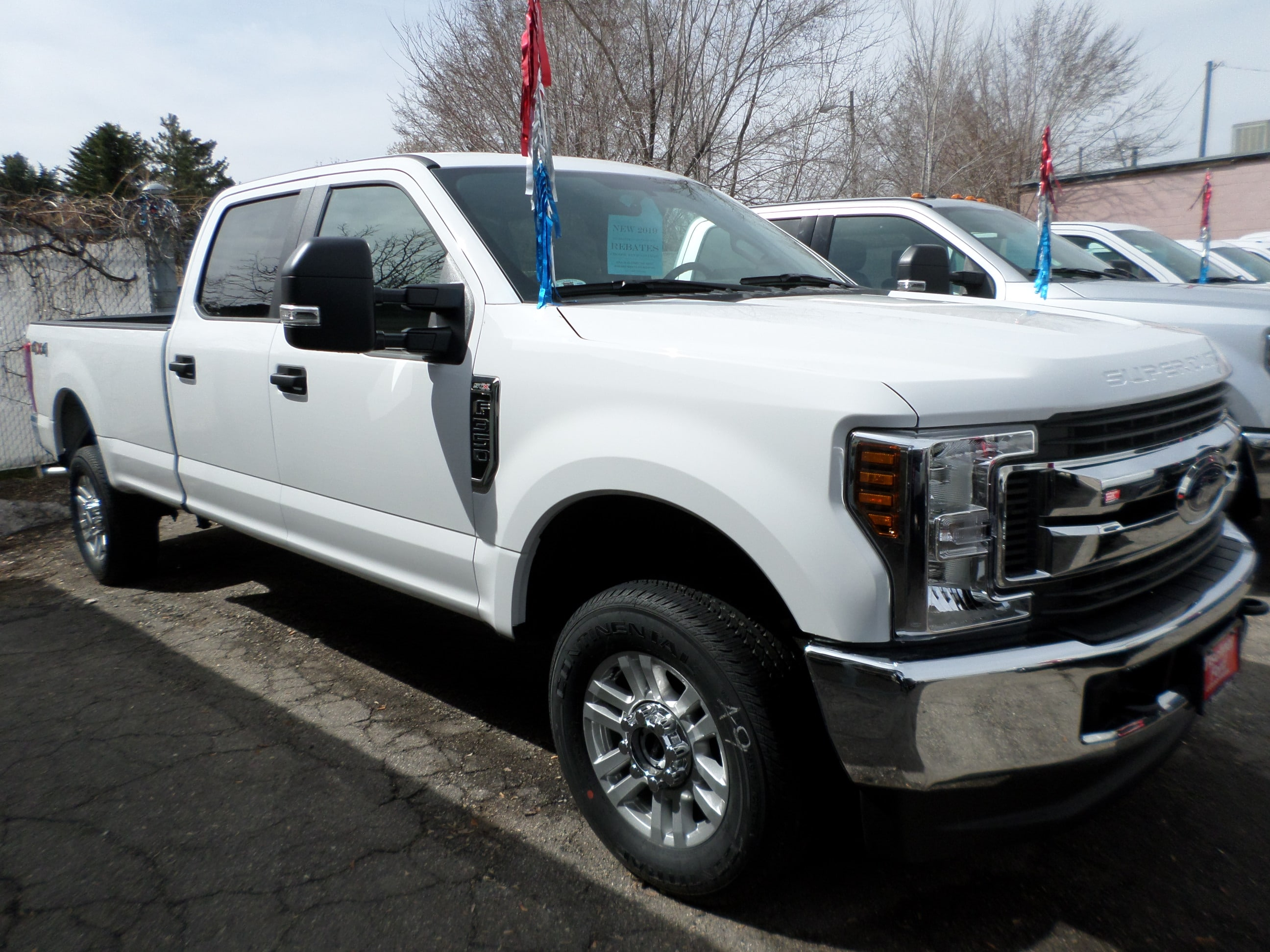 2019 Ford Superduty STX Truck