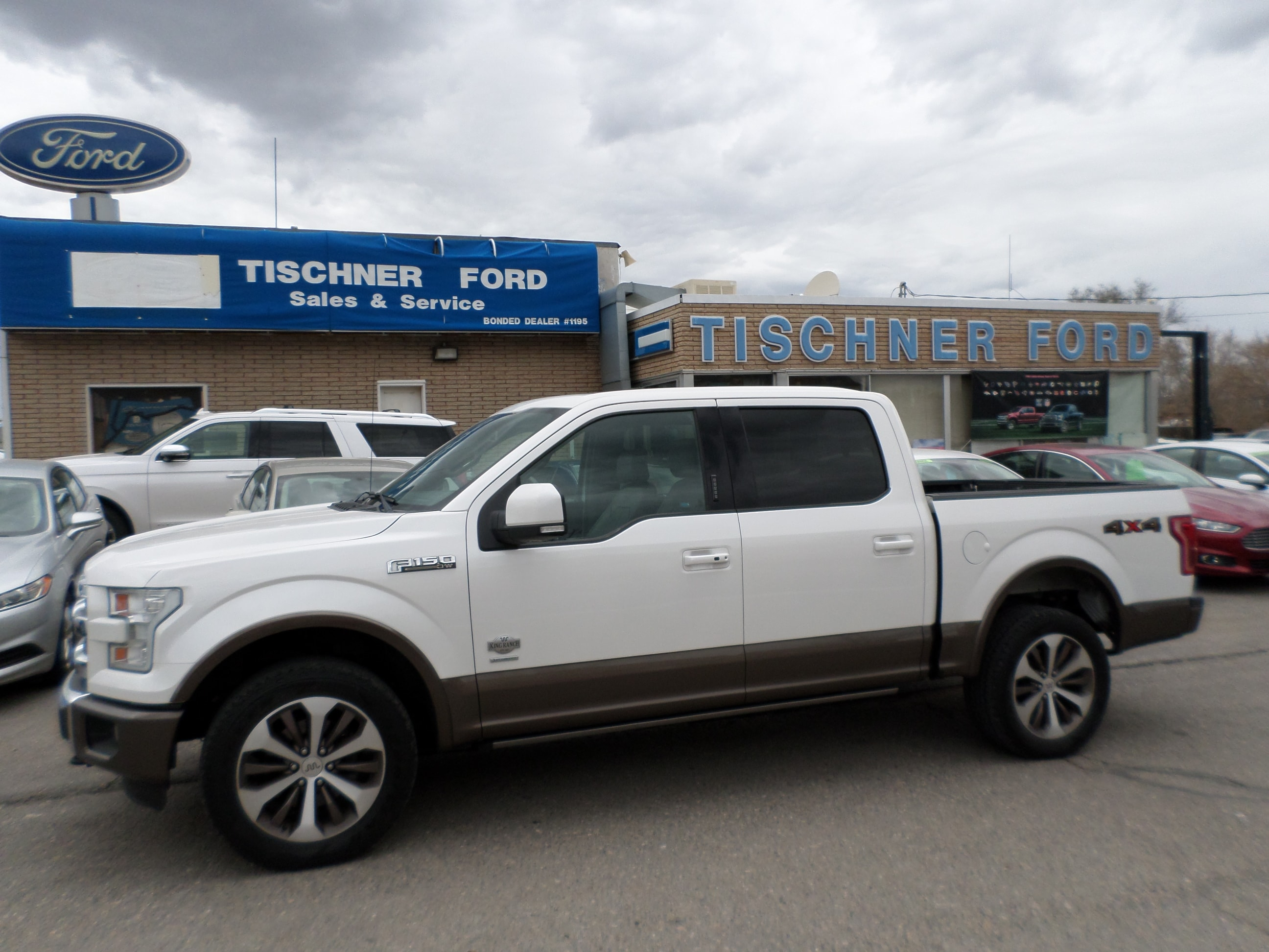 2015 Ford F-150 King Ranch Super Crew