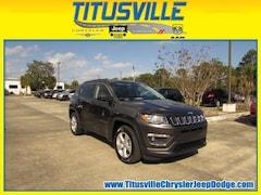 New 2018 Jeep Compass LATITUDE FWD Sport Utility in Titusville, FL