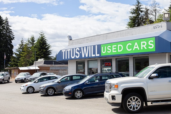 Titus Will Used Olympia Titus Will Automotive Group