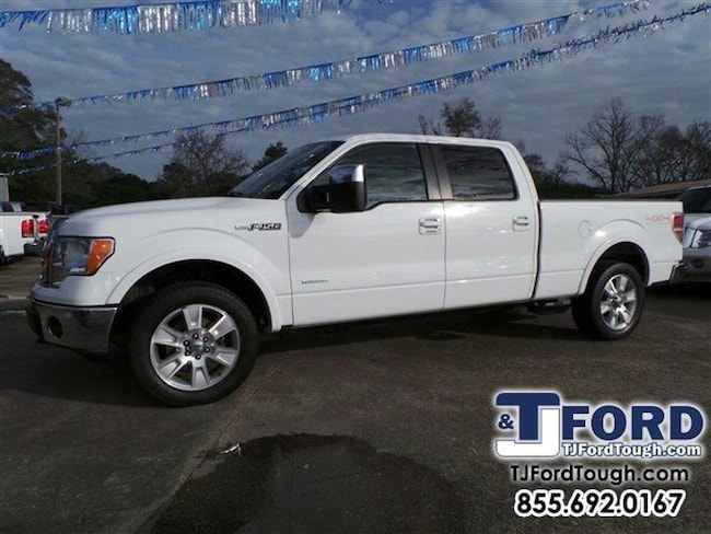 2011 Ford F-150 Lariat 4WD SuperCrew 145 Lariat