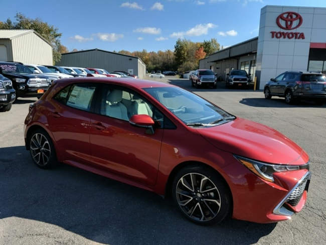 New 2019 Toyota Corolla Hatchback For Sale Potsdam Ny
