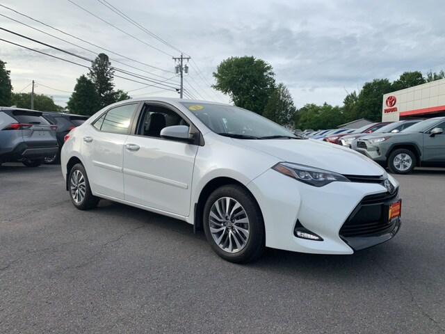 Used 2018 Toyota Corolla For Sale   Potsdam NY
