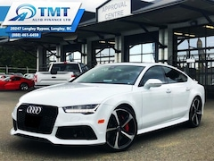 2016 Audi RS 7 4.0T Hatchback