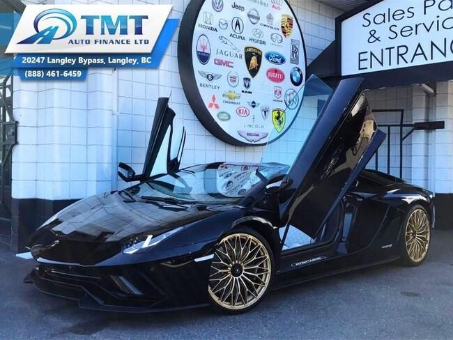 2018 Lamborghini Aventador Roadster S - Low Mileage Convertible