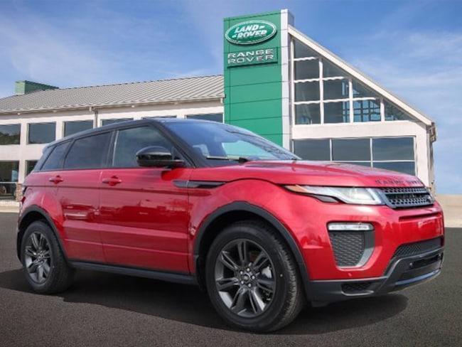 2019 Land Rover Range Rover Evoque Landmark Edition Sport Utility