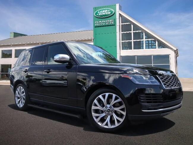 2019 Land Rover Range Rover HSE Sport Utility