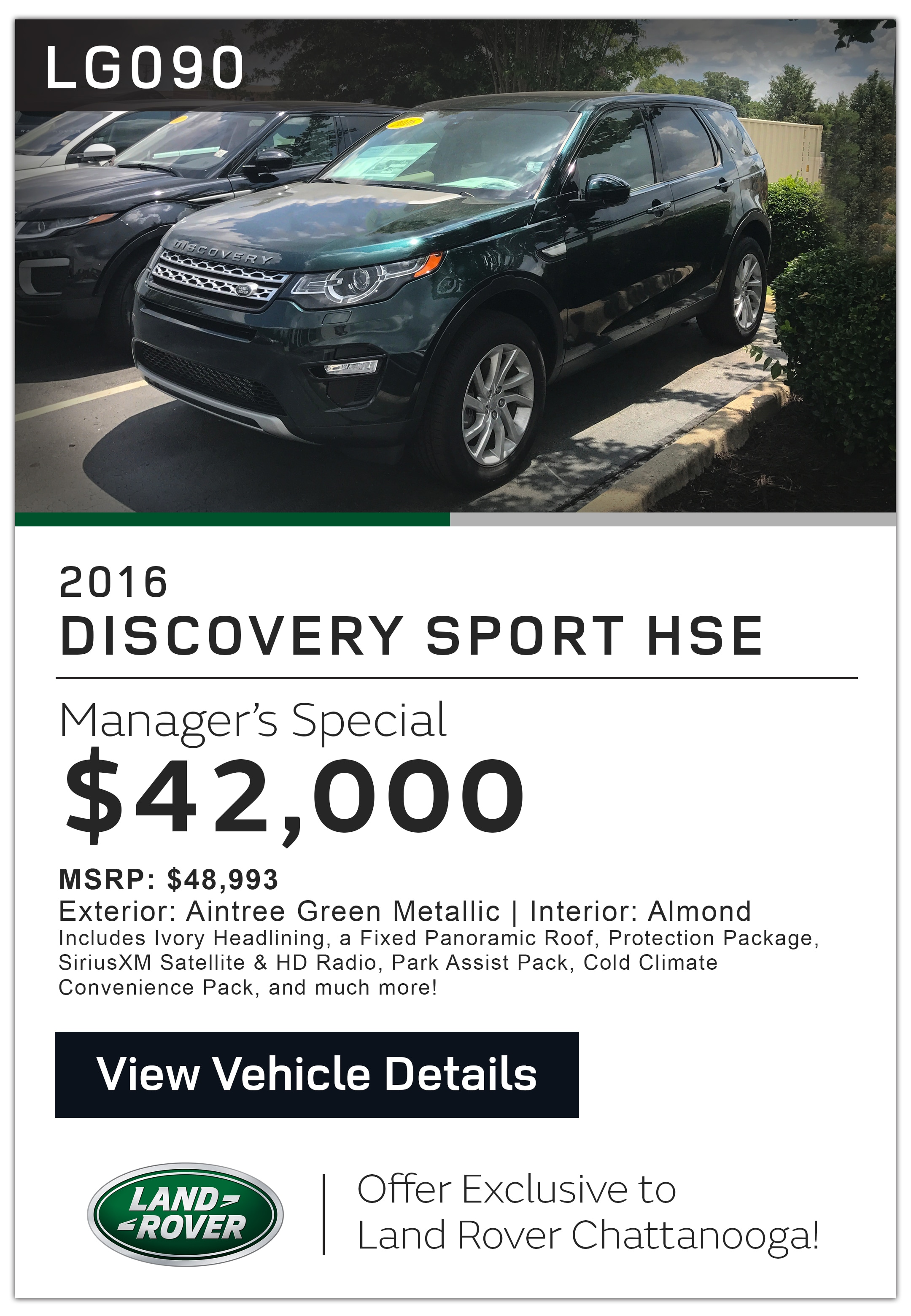 rover cars new used land landrover il chicago specials