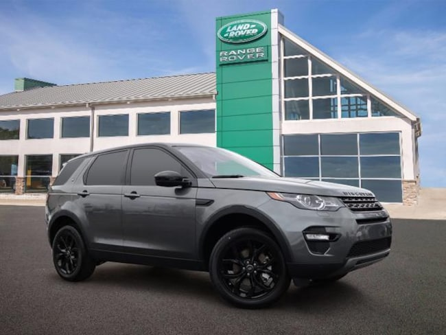 2019 Land Rover Discovery Sport HSE Sport Utility
