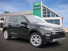 2018 Land Rover Discovery Sport HSE Sport Utility
