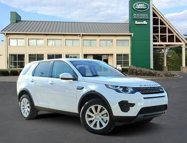 New 2018 Land Rover Discovery Sport SE 4WD SUV in Knoxville, TN