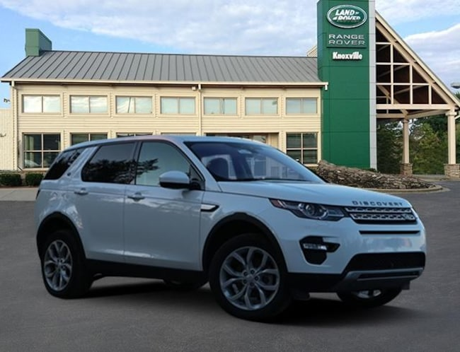 New 2018 Land Rover Discovery Sport HSE SUV in Knoxville, TN