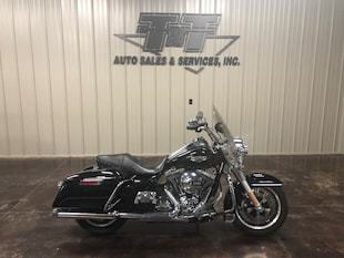 2014 Harley-Davidson Flhr Road King Motorcycle