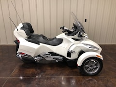 2012 Can-Am Spyder RT Limited Motorcycle