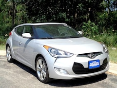 New 2017 Hyundai Veloster Value Edition Value Edition Dual Clutch M85259 in Bellevue, NE