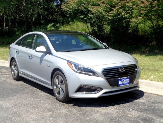2017 Hyundai Sonata Hybrid Limited Limited 2.0L M85387