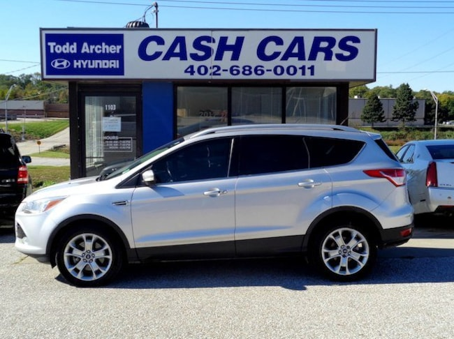 Used 2014 Ford Escape Titanium 4WD  Titanium near Omaha