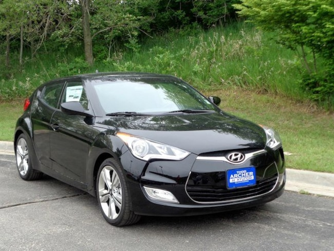 2017 Hyundai Veloster Value Edition Value Edition Dual Clutch M85261