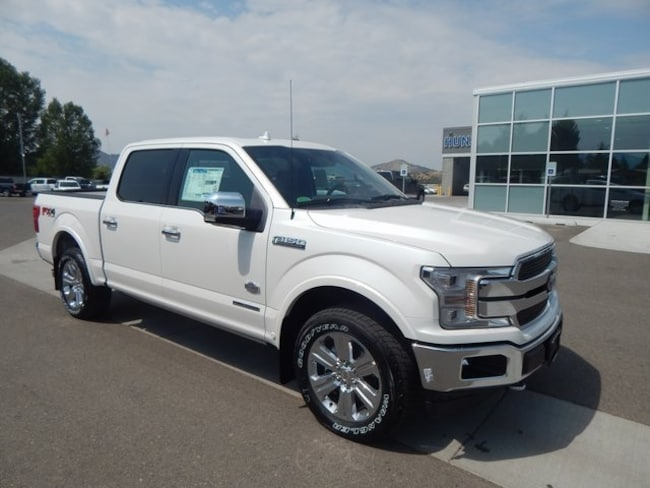 New 2018 Ford F-150 King Ranch Truck For Sale/Lease Soda Springs, ID