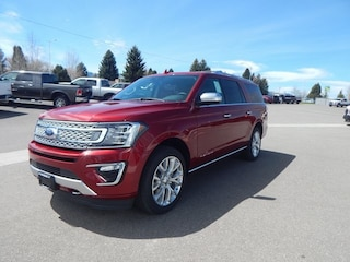 new 2019 Ford Expedition Max Platinum SUV for sale soda springs ID