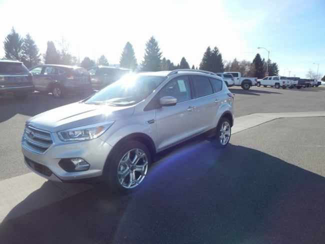 New 2019 Ford Escape Titanium SUV For Sale/Lease Soda Springs, ID