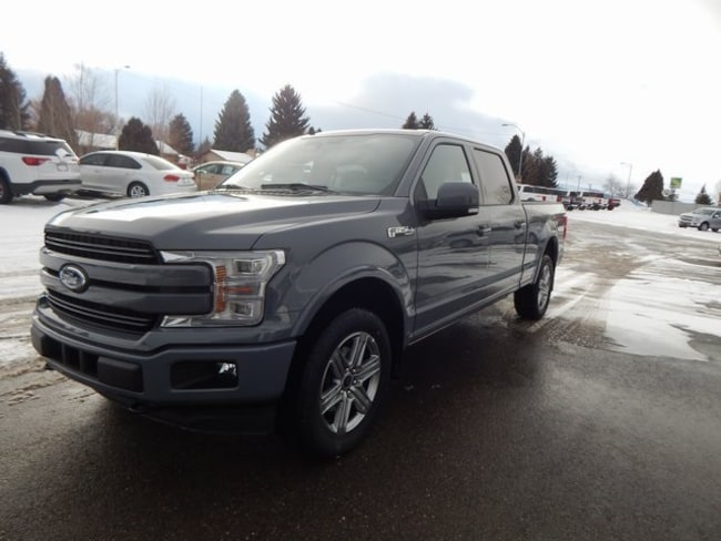 New 2019 Ford F-150 Lariat Truck For Sale/Lease Soda Springs, ID