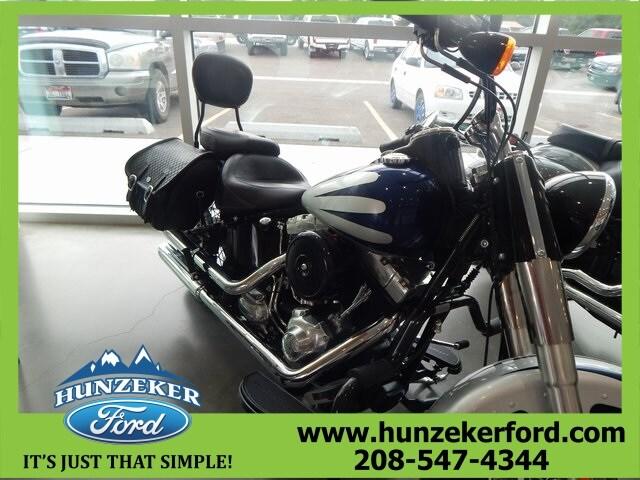 2013 Harley-Davidson Softail Motorcycle