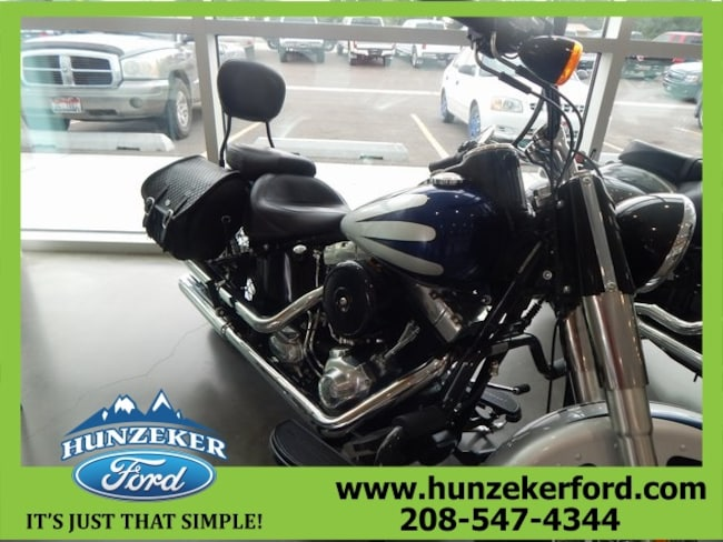 Used 2013 Harley-Davidson Softail Motorcycle For Sale Soda Springs, ID