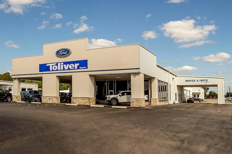 Ford Dealership Midland Tx >> Toliver Ford Of Mineola Ford Dealership In Mineola Tx