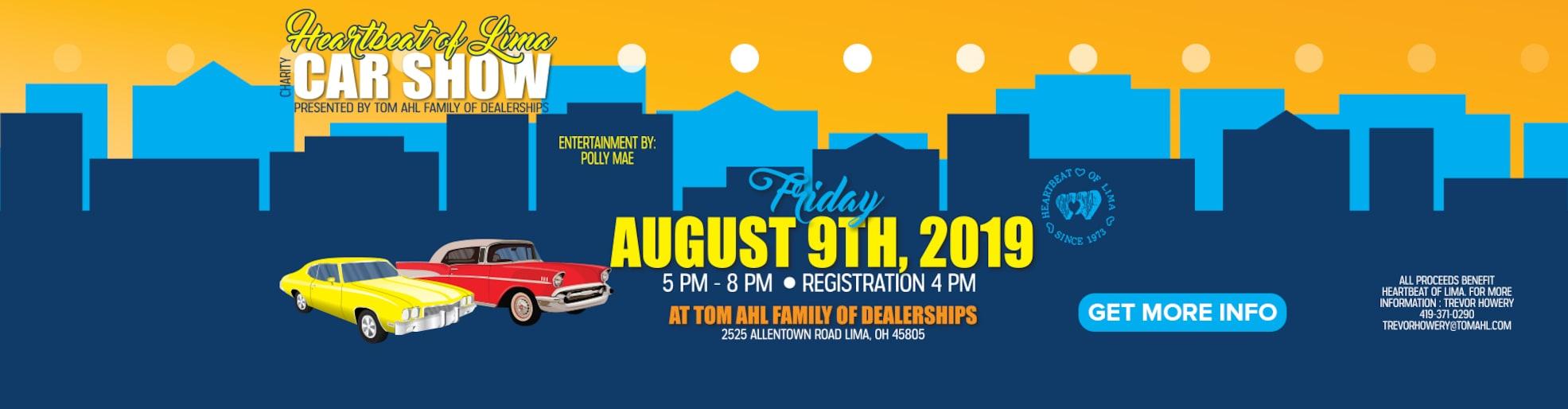 Car Dealerships In Lima Ohio >> Tom Ahl Family Of Dealerships Lima Oh Chrysler Dodge Jeep Ram