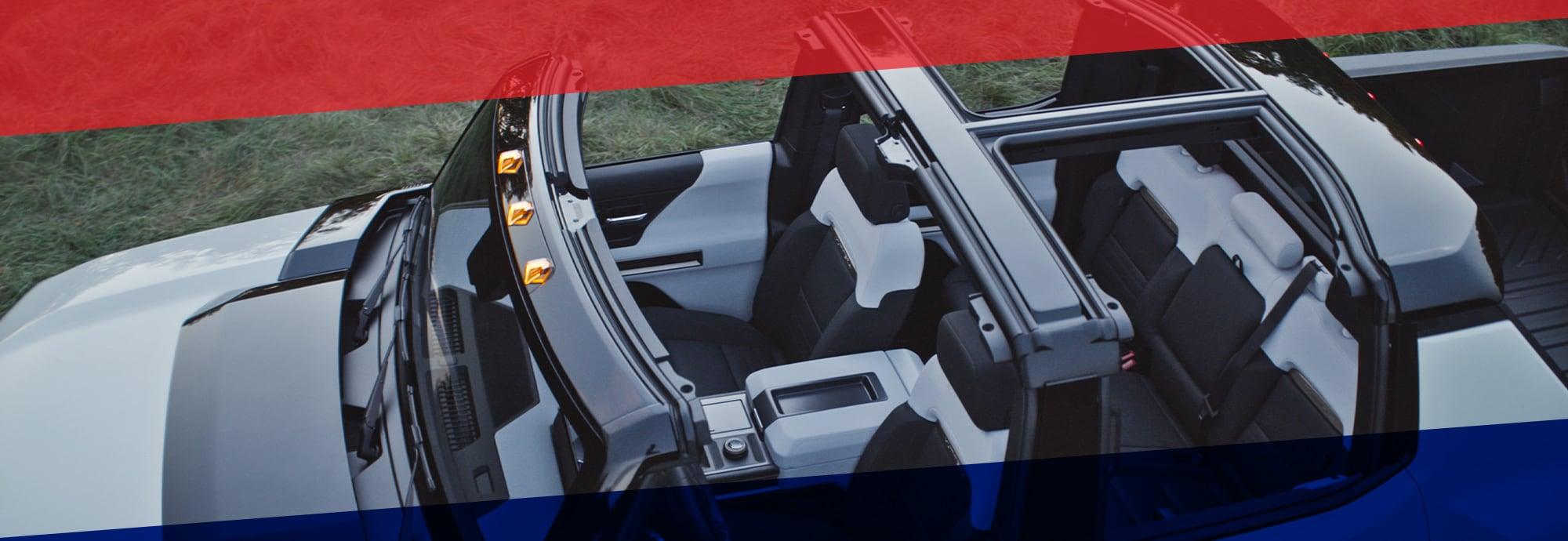 GMC Hummer EV range